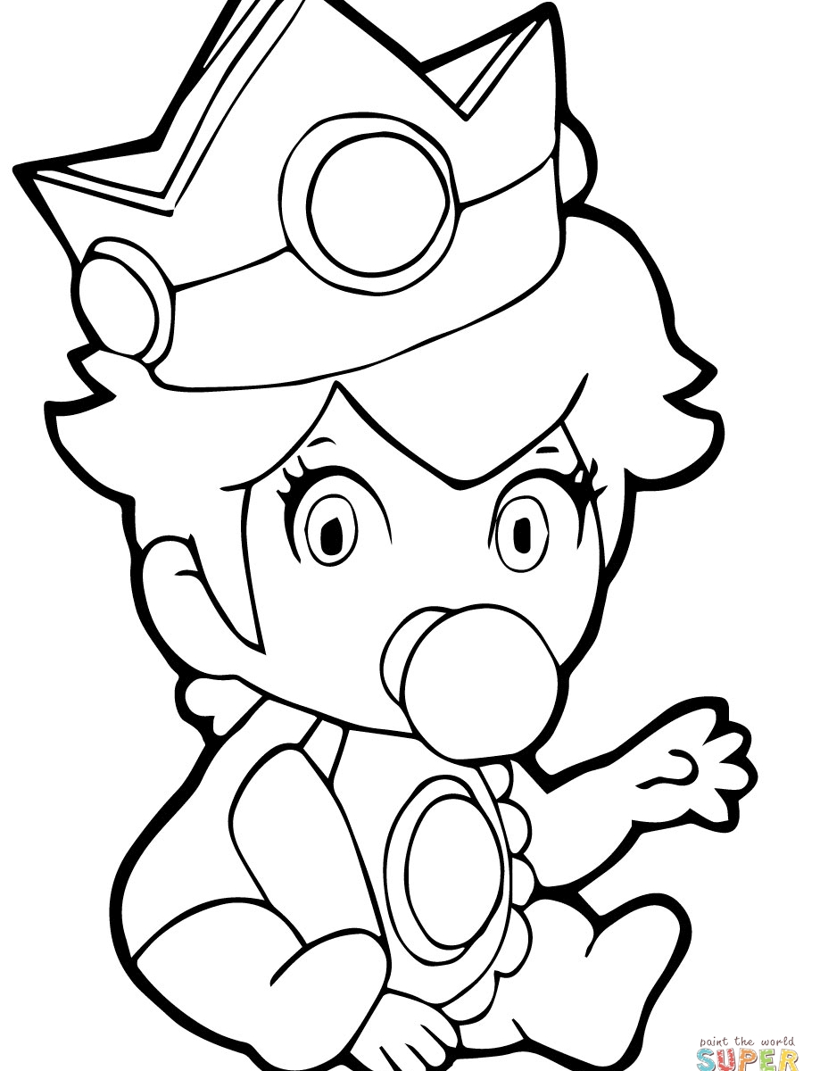 919x1200 Cool Baby Daisy Coloring Pages Free Coloring Pages Download