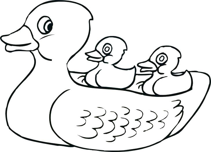Baby Daisy Duck Coloring Pages