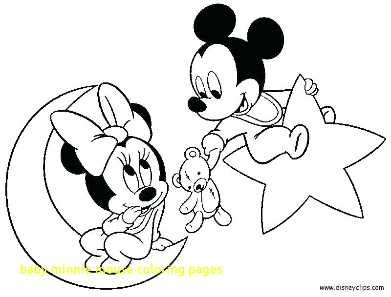 800x609 Baby Minnie Mouse Coloring Pages Baby Minnie Mouse Christmas