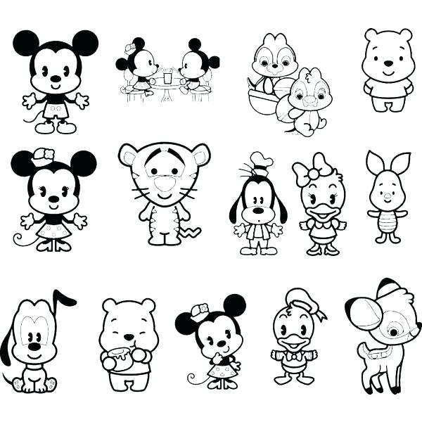 600x600 Disney Characters Coloring Pages Ideas Characters Coloring Pages