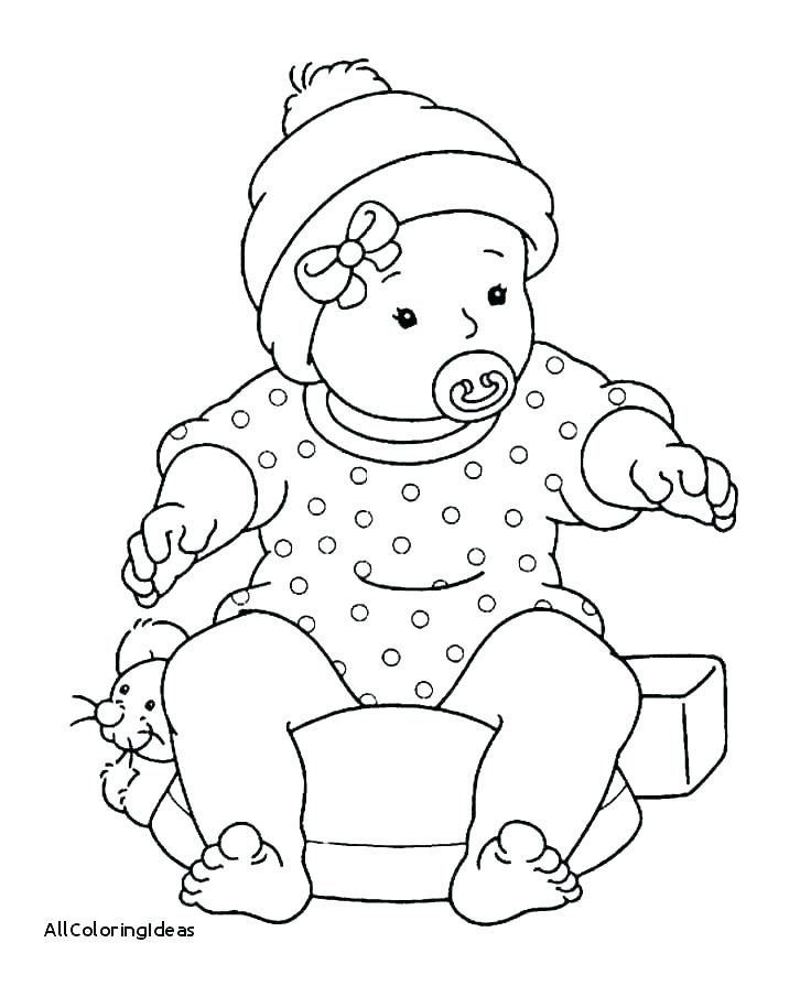 736x895 Doll Coloring Page Doll Coloring Page Baby Doll Coloring Page Baby