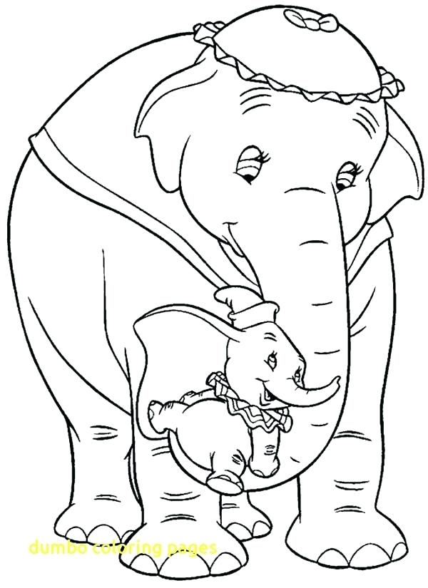 600x825 Dumbo Coloring Page Dumbo Coloring Page Coloring Pages Dumbo