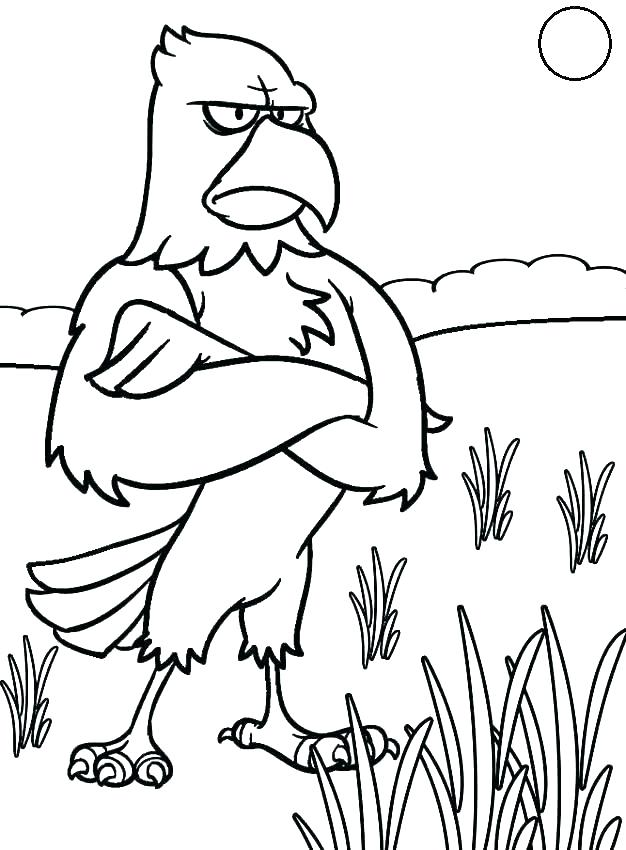 626x850 Eagle Coloring Page Sketch Of An Eagle Coloring Page Harpy Eagle