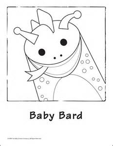 232x300 Baby Einstein Coloring Pages