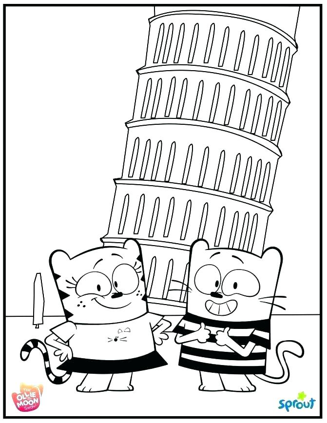 671x868 Tv Coloring Page Characters Coloring Pages Coloring Pages Of Your