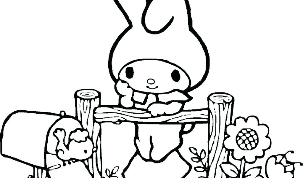 1024x600 Tv Coloring Page Download Large Image Baby First Tv Coloring Pages