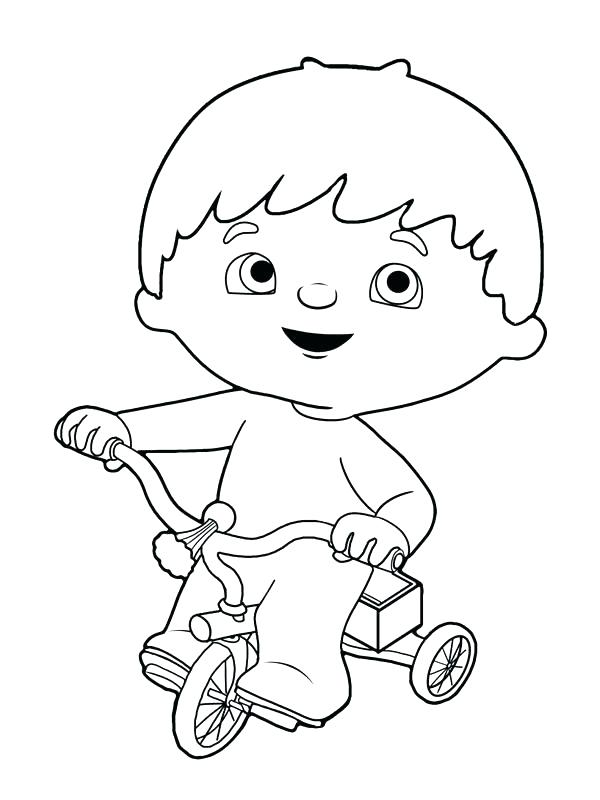 600x800 Coloring Tv Coloring Pages Television Page Stock Photo Character