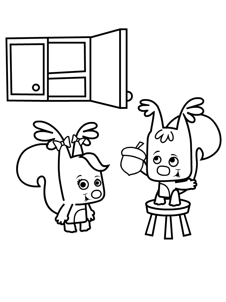768x1024 Coloring Pages Baby First Tv Bgcentrum