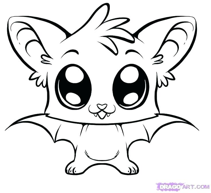 736x672 Fox Coloring Pages Fresh Baby Fox Coloring Pages For Cute Coloring