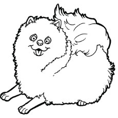 230x230 Top Free Printable Dog Coloring Pages Online