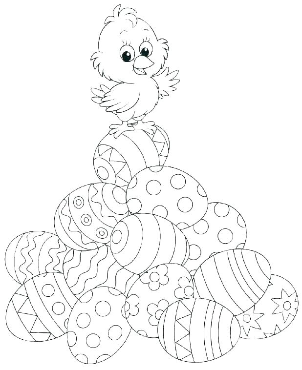 618x758 Baby Girl Coloring Pages To Print Chicks Chick