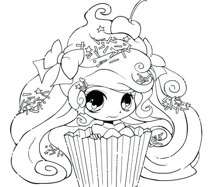 678x600 Cute Baby Girl Coloring Pages For Girls Cat Eyes Hard Preschool