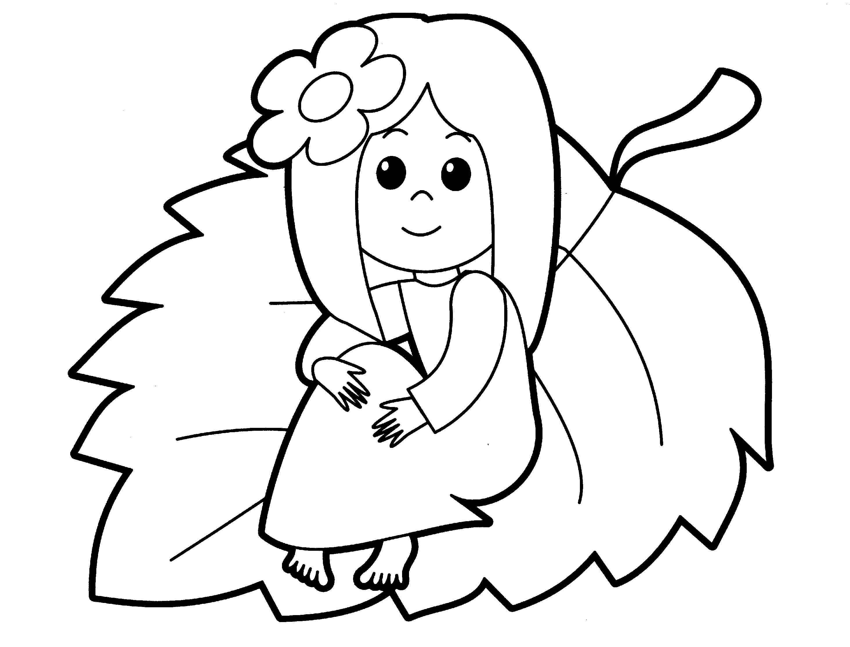 2930x2232 Free Printable Baby Coloring Pages For Kids