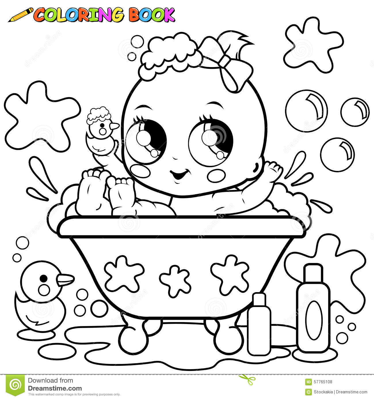 1300x1390 Baby Girl Coloring Pages Baby Girl Baby Boys Colouring Pages
