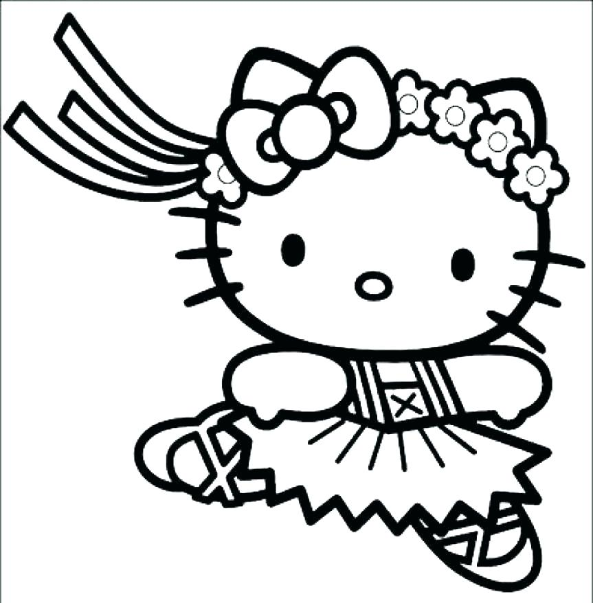 863x878 Hello Kitty Coloring Sheets To Print Hello Kitty Coloring Pages