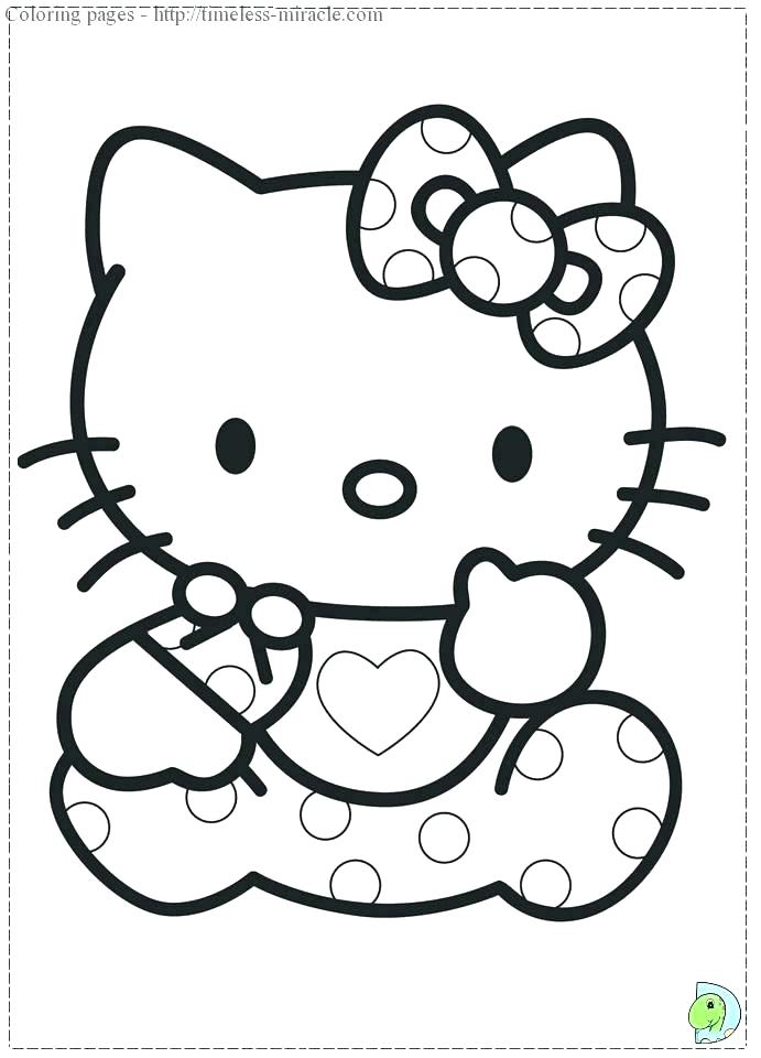 691x960 Baby Hello Kitty Coloring Pages Baby Hello Kitty Coloring Pages