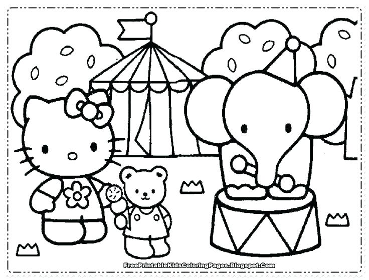 736x559 Baby Hello Kitty Coloring Pages Coloring Page Hello Kitty Baby