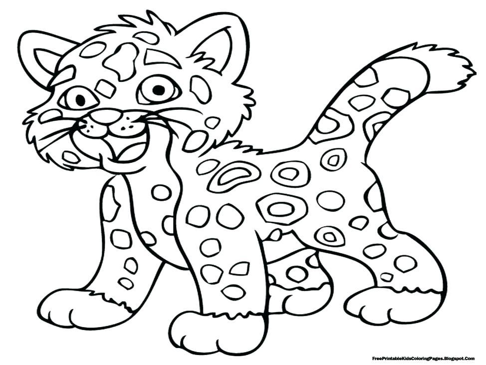 974x731 Jaguar Coloring Pages Jaguar Coloring Page Jaguar Coloring Pages
