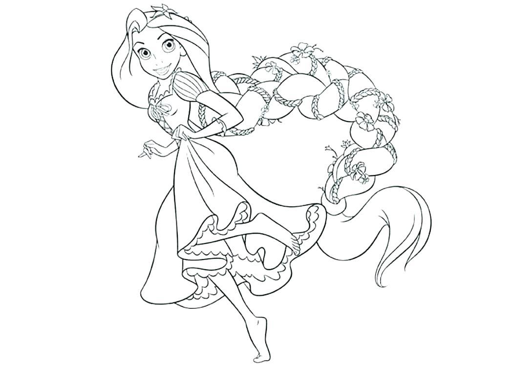 1048x749 Jasmine Coloring Pages Jasmine Coloring Pages Printable Princess