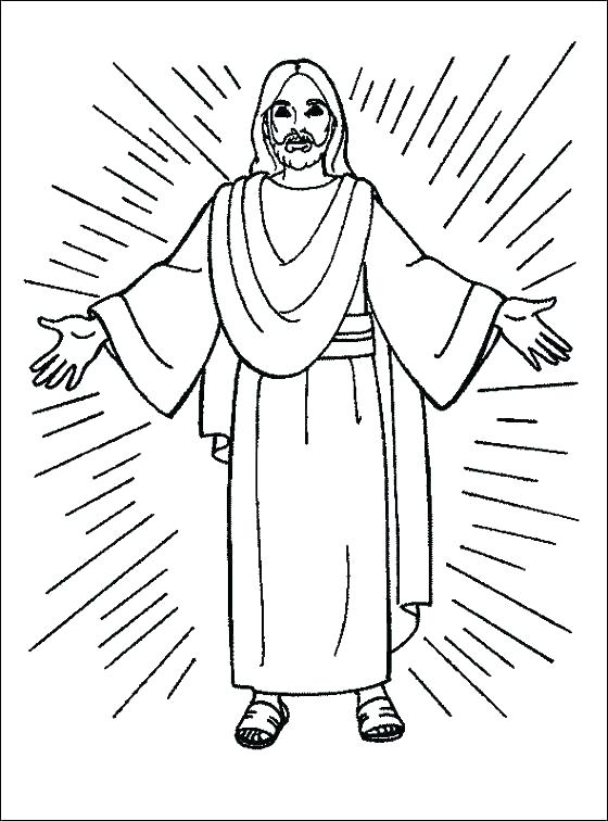 560x756 Baby Jesus Coloring Pages Printable S Printable Christmas Nativity