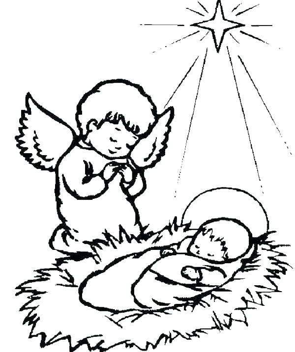 600x717 Jesus Coloring Page Baby Coloring Page Coloring Page Printable God