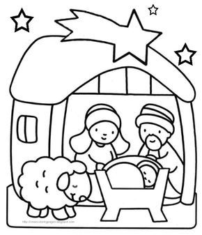 290x337 Christmas Coloring Pages For Dvd Coloring Case