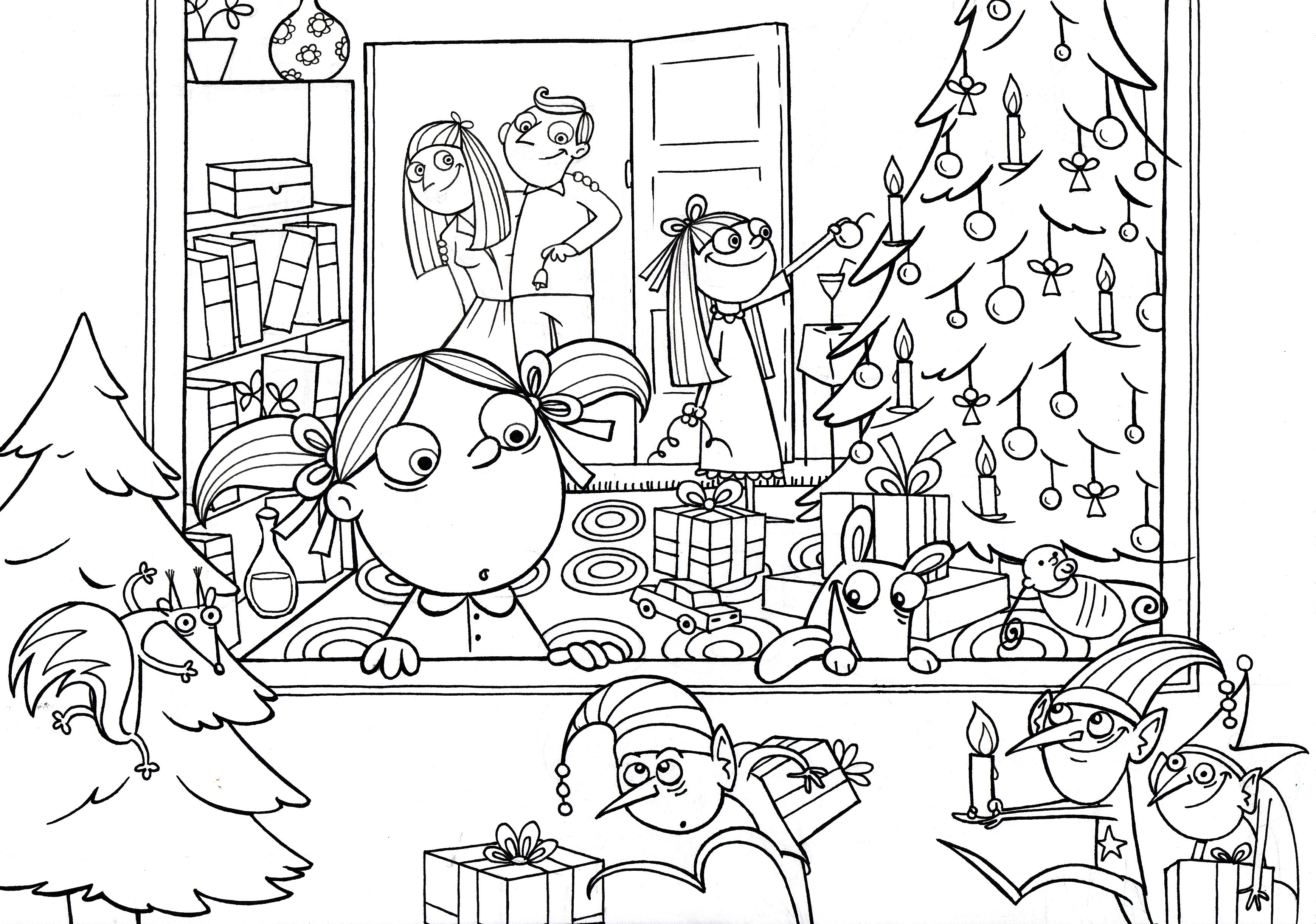 3480x2444 Inspiration Baby Jesus Manger Coloring Pages Nativity Book