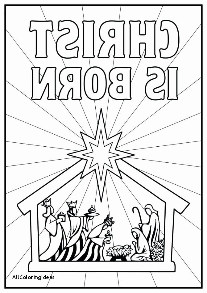 671x949 Jesus In Manger Coloring Page Manger Coloring Pages Nativity Baby