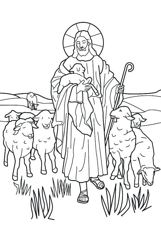566x800 Baby Jesus Coloring Pictures Printable Coloring Pages