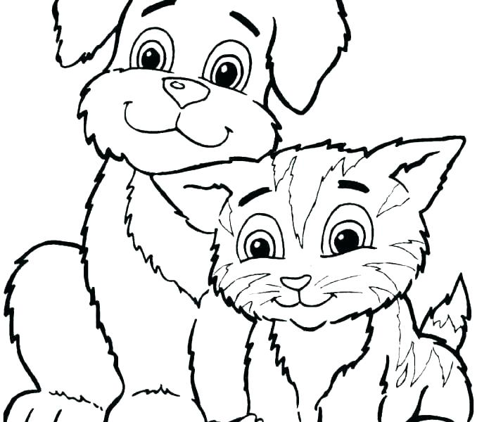 678x600 Free Printable Coloring Pages Animals Baby Jungle Animal Coloring