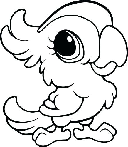436x500 Baby Jungle Animals Coloring Pages Coloring Pages Jungle Animal
