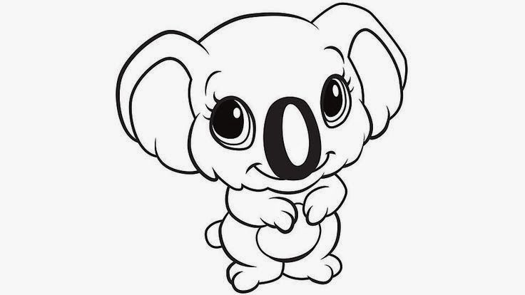 736x414 Baby Koalas Coloring For Kids Coloring Pages