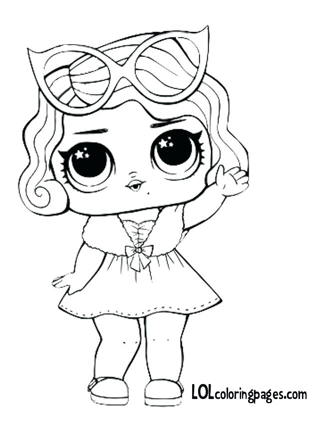 631x852 Sweet Baby New Year In Big Hat Coloring Page Download Print New