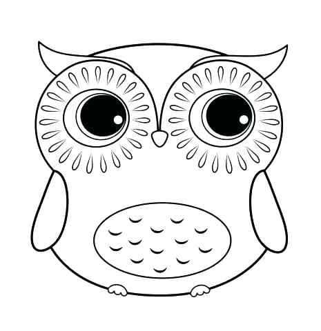 465x480 Coloring Pages Of Owls Printable Coloring Pages Of Owls Owl