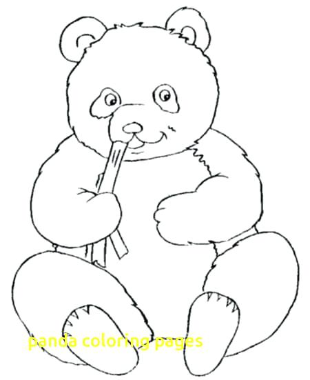 450x551 Baby Panda Coloring Pictures New Panda Coloring Pages And Ash
