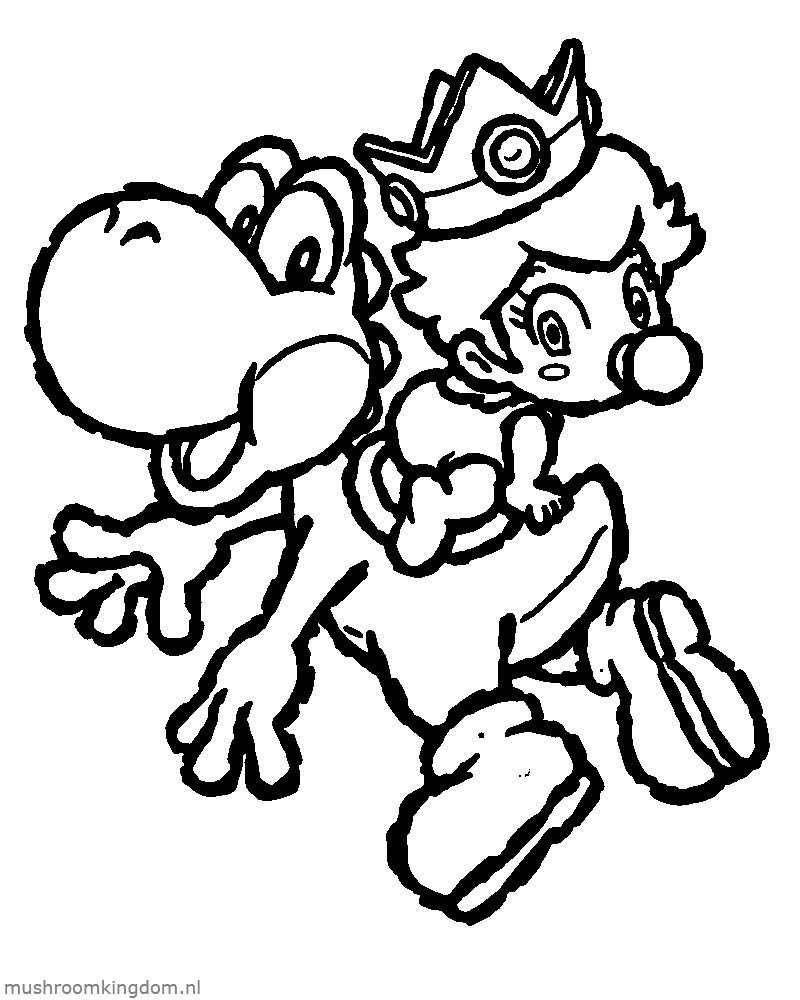 800x1000 Princess Peach Coloring Pages Pleasing Baby Rosalina Fiscalreform