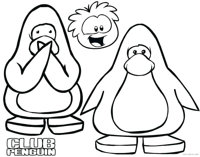 Baby Penguin Coloring Pages at GetDrawings.com   Free for ...