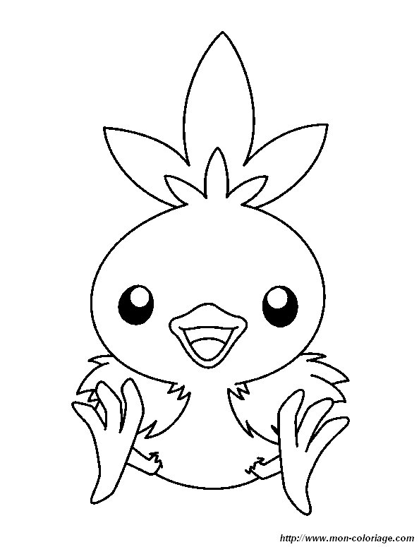 594x775 Fire Pokemon Coloring Pages