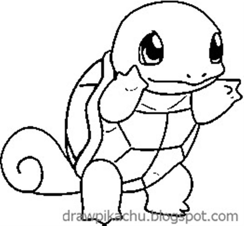 800x742 Baby Pokemon Coloring Pages