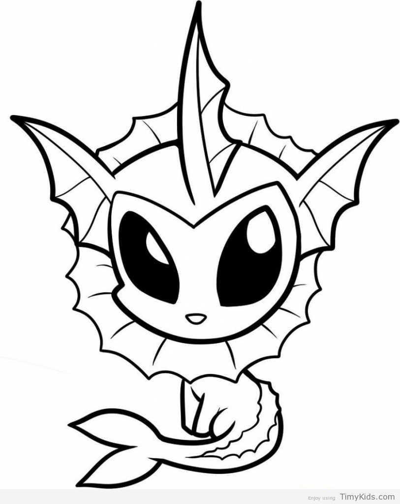 813x1024 Baby Pokemon Coloring Pages Timykids