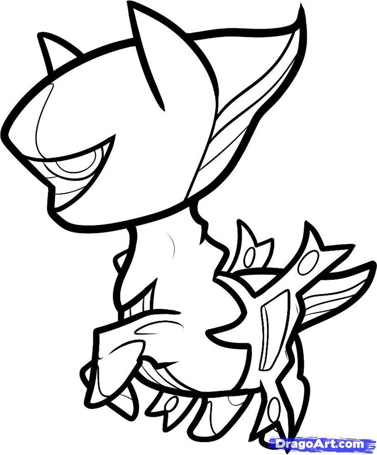 736x888 Baby Pokemon Coloring Pages