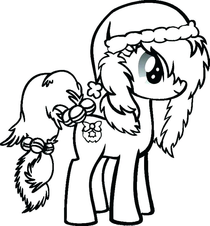 736x792 Pony Color Pages Pony Color Pages My Pretty Pony Coloring Pages My