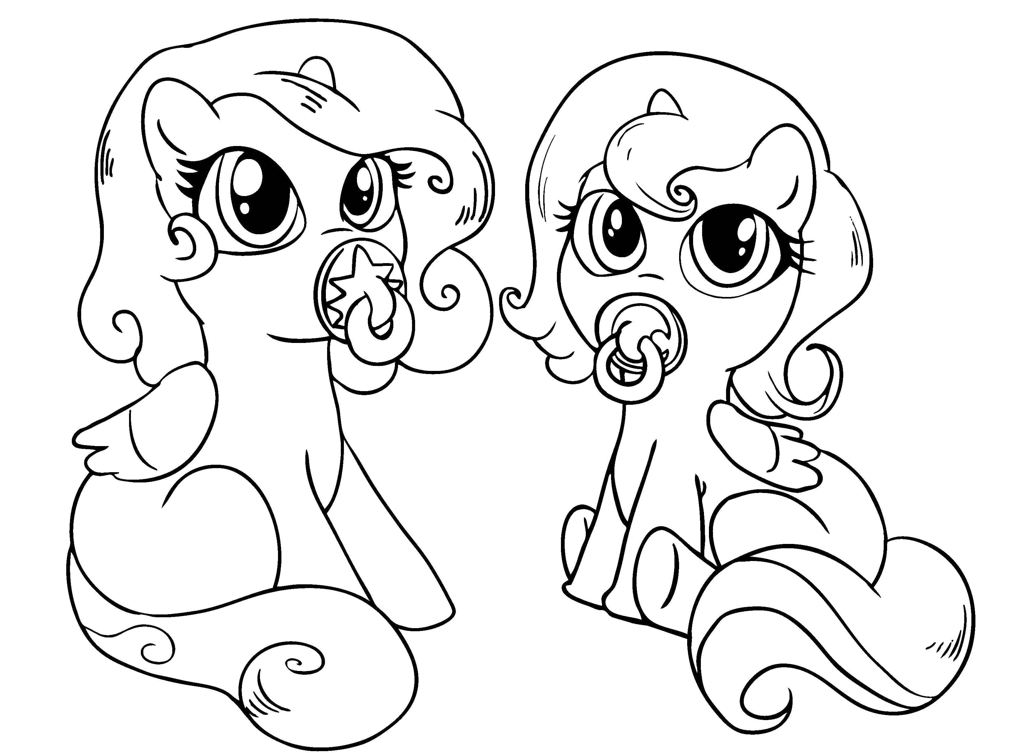 3245x2424 Pony Coloring Pages New Free Printable My Little Pony Coloring