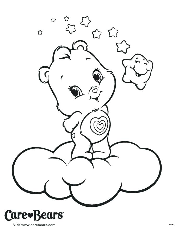 687x883 Cute Bear Coloring Pages Teddy Bear Coloring Pages Free Printable