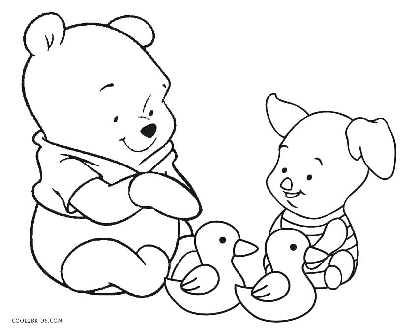 850x668 Pooh Bear Coloring Page Piglet Is Flying Coloring Page Coloring