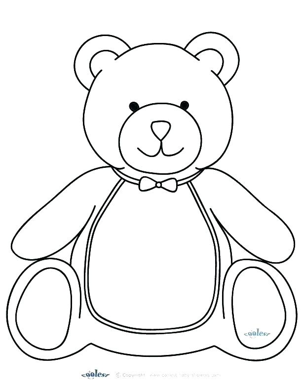 612x792 Baby Bear Coloring Pages Coloring Page Teddy Bear Baby Bear