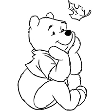 230x230 Top Free Printable Pooh Bear Coloring Pages Online