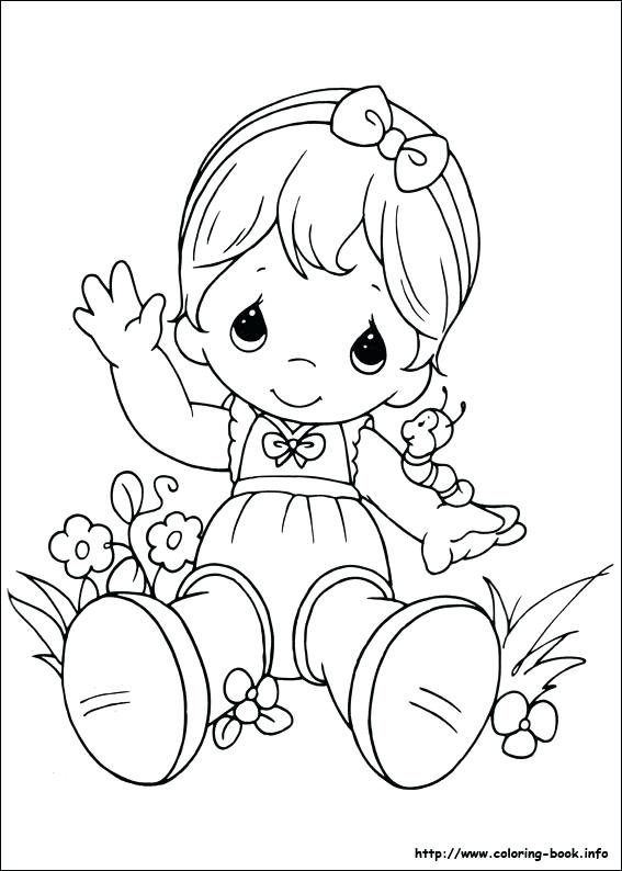 567x794 Precious Moments Color Pages Precious Moments Coloring Pages