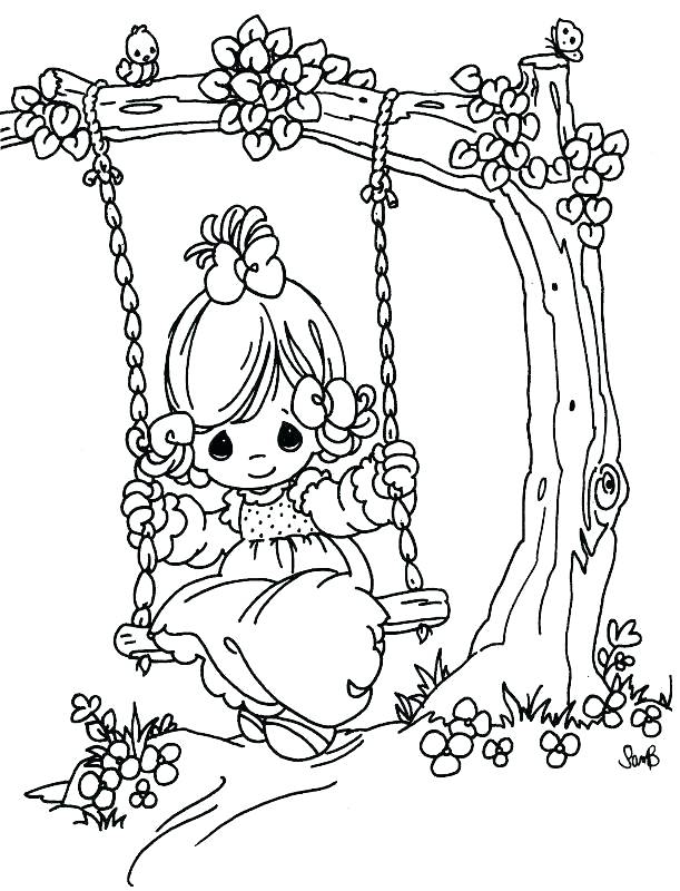 611x800 Precious Moments Coloring Pages Mothers Day Precious Moments Love