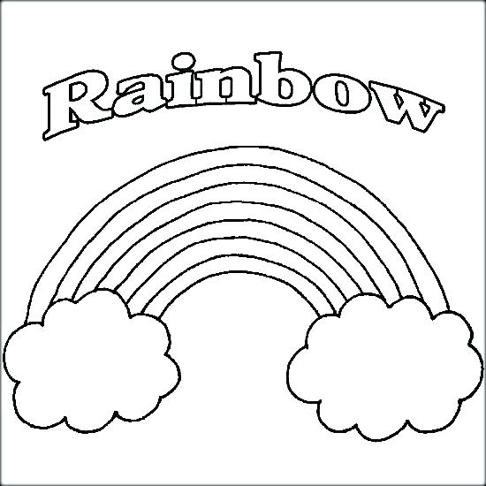 550x550 Rainbow Dash Coloring Page Rainbow Picture To Color Rainbow